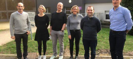 Le Centre d'Oncologie de Gentilly à Nancy rejoint ILC